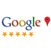 5 Sterne bei Google Places