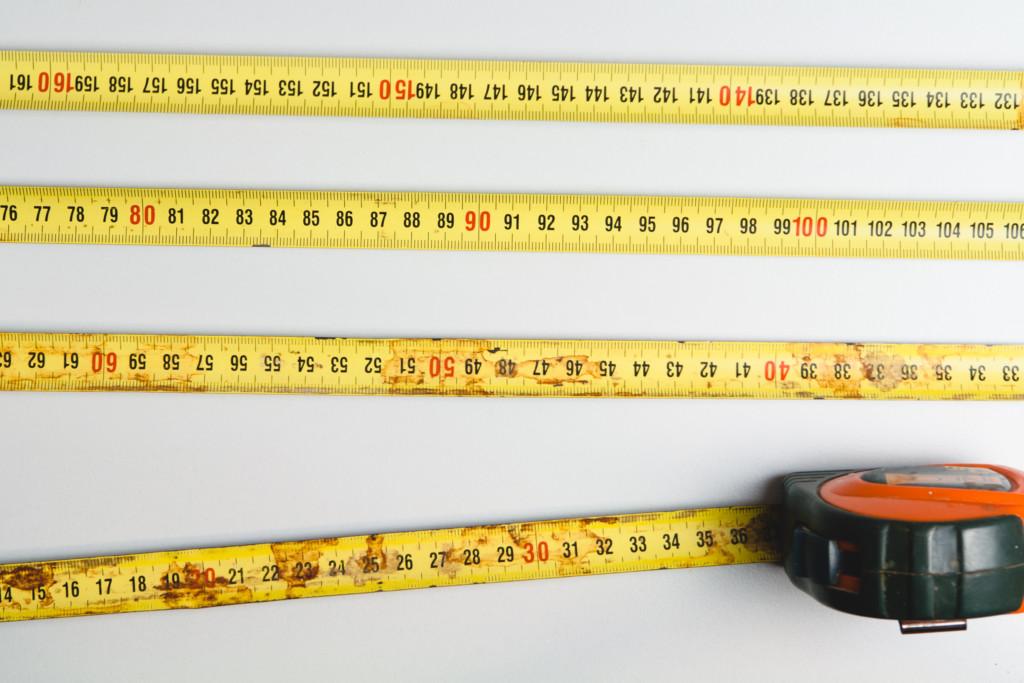 Grundfläche nach DIN 277 berechnen