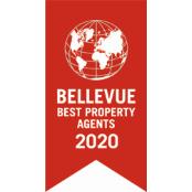 Auszeichnung Bellevue Best Property Agent 2020