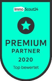 Auszeichnung Premium Partner Immobilienscout24
